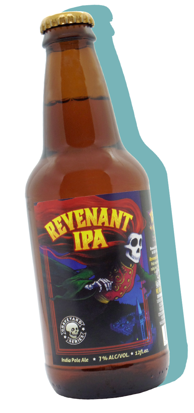 Revenant IPA - Is now available!